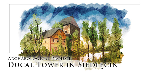 go to course: Archaeological Project Ducal Tower in Siedlęcin