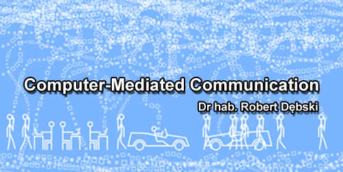 go to course: Computer-Mediated Communication