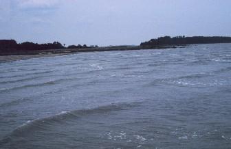 podnoszenie się poziomu morza