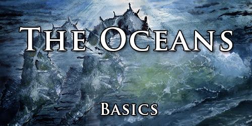 Oceans. Basics.
