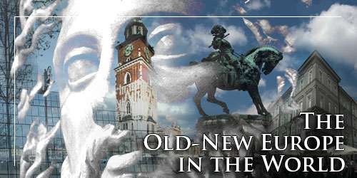 go to course: The Old-New Europe in the World