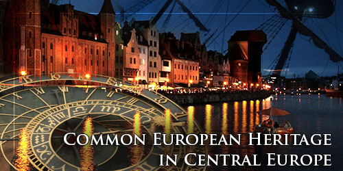 go to course: Common European Heritage in Central Europe