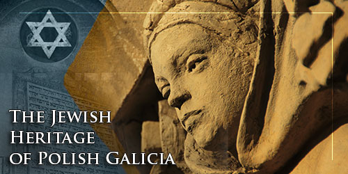 The Jewish Heritage of polish Galicia: An introductionary lecture.